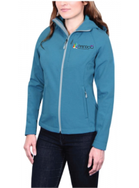 Ladies SoftShell Hooded Jacket